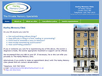 www.harleymemoryclinic.co.uk click to visit
